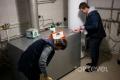Уборка коттеджей: чистка оборудования